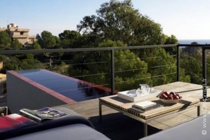 Calas de Costa Brava - Luxury villa rental - Catalonia (Sp.) - ChicVillas - 12