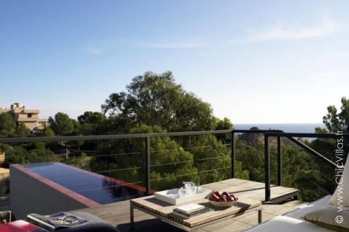 Calas de Costa Brava - Luxury villa rental - Catalonia (Sp.) - ChicVillas - 2