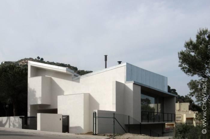 Calas de Costa Brava - Luxury villa rental - Catalonia (Sp.) - ChicVillas - 4