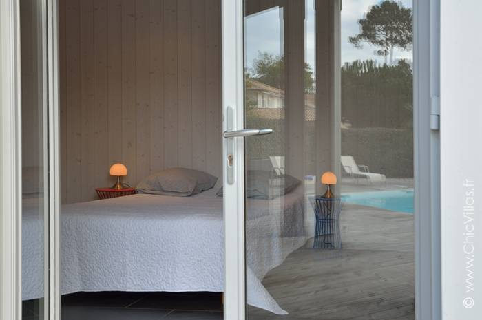 Entre Plage et Bassin - Luxury villa rental - Aquitaine and Basque Country - ChicVillas - 17