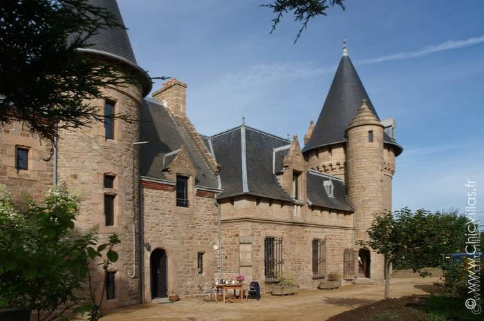 Castel Marmousets - Luxury villa rental - Brittany and Normandy - ChicVillas - 1