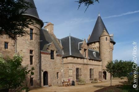 Castel Marmousets - Location de Châteaux en Bretagne / Normandie | ChicVillas