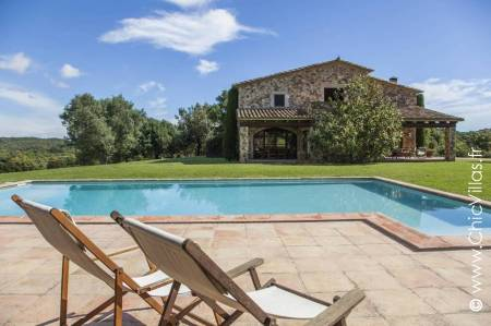 Luxury rental villa close to the beach - Costa Brava