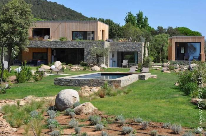Cerbicale O Chiappa - Location villa de luxe - Corse - ChicVillas - 10