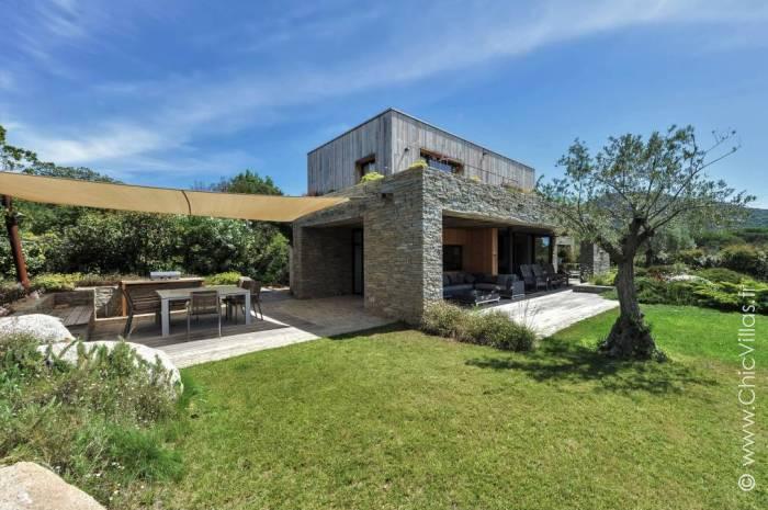 Cerbicale O Chiappa - Location villa de luxe - Corse - ChicVillas - 16