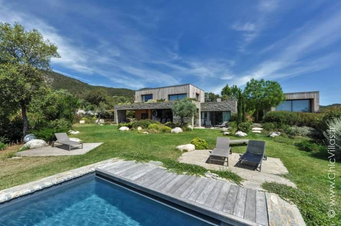 Cerbicale O Chiappa - Location villa de luxe - Corse - ChicVillas - 2