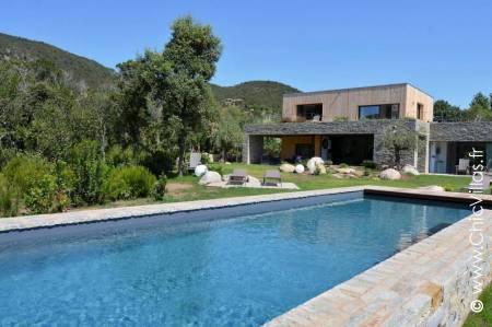 Location de villa en Corse : Cerbicale O Chiappa