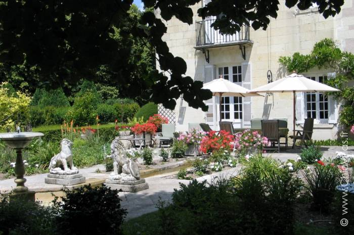 Chateau de Loire - Luxury villa rental - Loire Valley - ChicVillas - 13
