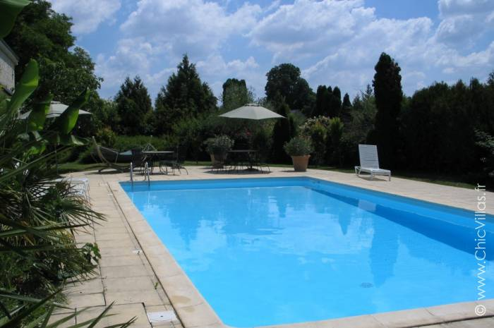Chateau de Loire - Luxury villa rental - Loire Valley - ChicVillas - 14