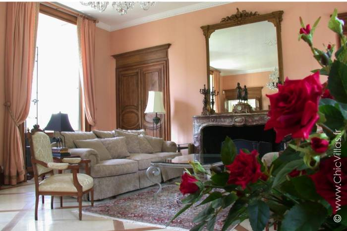 Chateau de Loire - Luxury villa rental - Loire Valley - ChicVillas - 3
