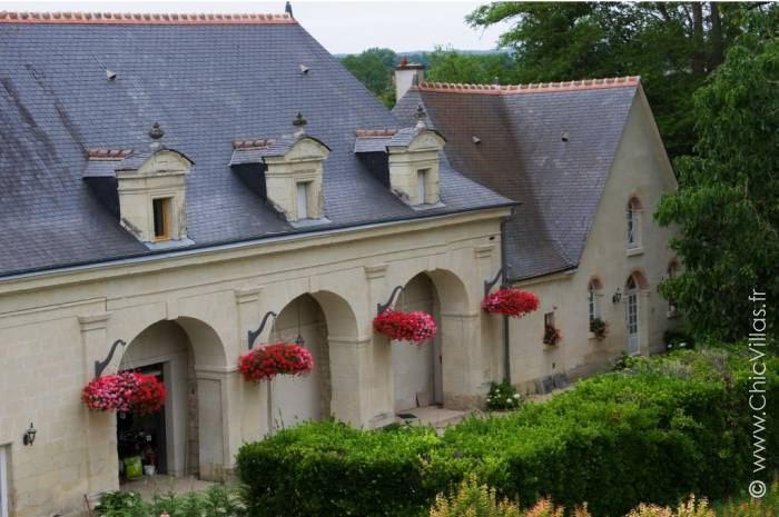 Chateau de Loire - Luxury villa rental - Loire Valley - ChicVillas - 31