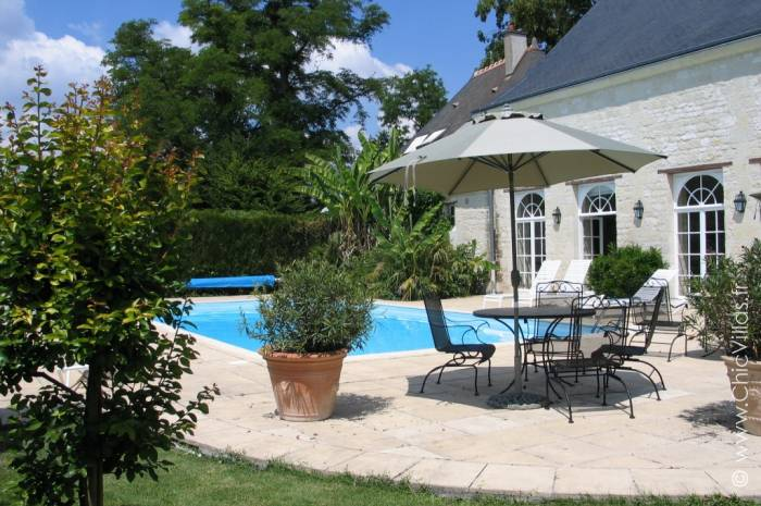 Chateau de Loire - Luxury villa rental - Loire Valley - ChicVillas - 34