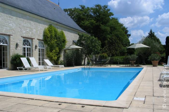 Chateau de Loire - Luxury villa rental - Loire Valley - ChicVillas - 35