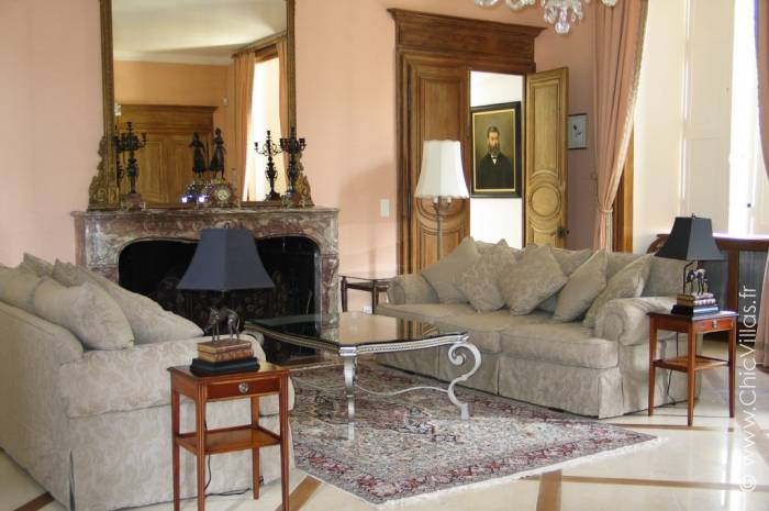 Chateau de Loire - Luxury villa rental - Loire Valley - ChicVillas - 4