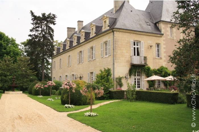 Chateau de Loire - Luxury villa rental - Loire Valley - ChicVillas - 40