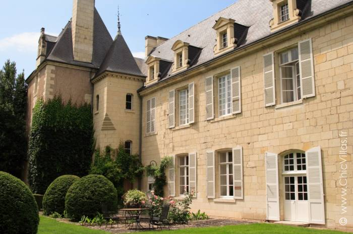 Chateau de Loire - Luxury villa rental - Loire Valley - ChicVillas - 6