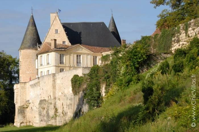 Chateau Heart of Dordogne - Location villa de luxe - Dordogne / Garonne / Gers - ChicVillas - 1