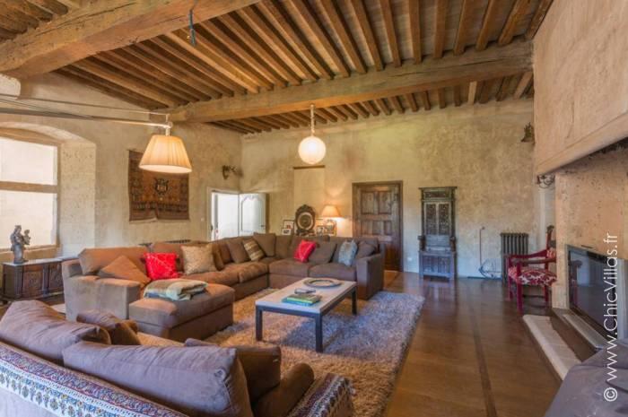 Chateau Heart of Dordogne - Location villa de luxe - Dordogne / Garonne / Gers - ChicVillas - 10