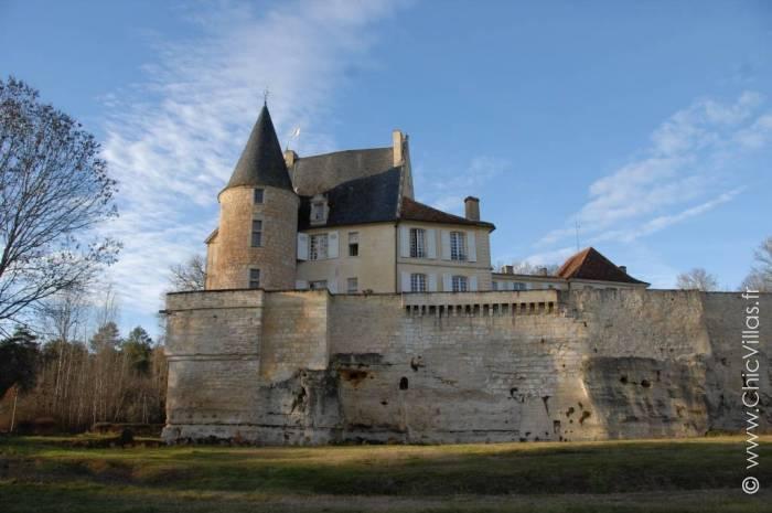 Chateau Heart of Dordogne - Location villa de luxe - Dordogne / Garonne / Gers - ChicVillas - 15