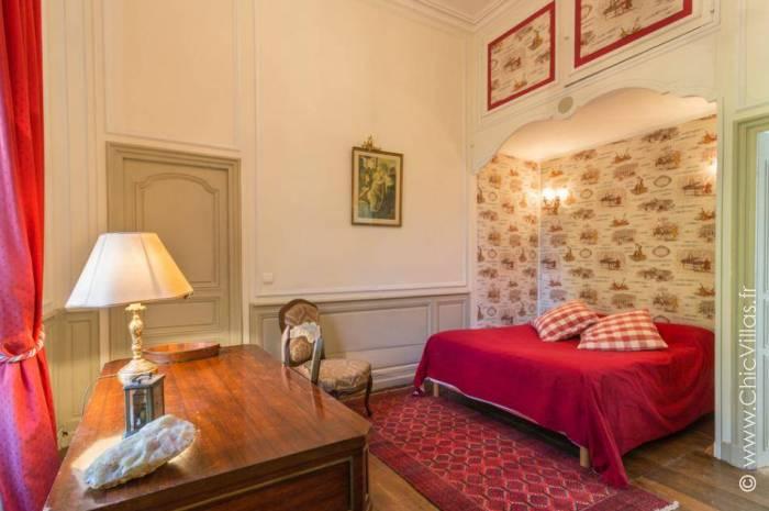 Chateau Heart of Dordogne - Location villa de luxe - Dordogne / Garonne / Gers - ChicVillas - 18