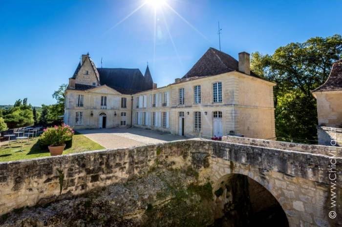 Chateau Heart of Dordogne - Location villa de luxe - Dordogne / Garonne / Gers - ChicVillas - 2