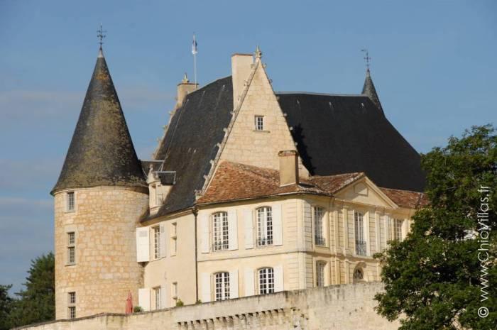 Chateau Heart of Dordogne - Location villa de luxe - Dordogne / Garonne / Gers - ChicVillas - 20