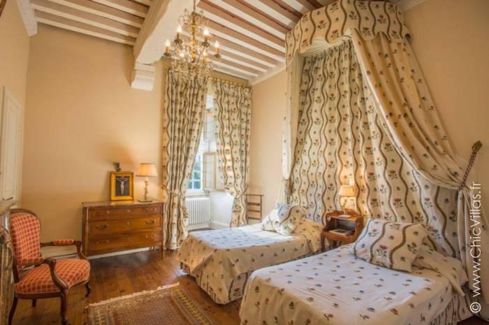 Chateau Heart of Dordogne - Location villa de luxe - Dordogne / Garonne / Gers - ChicVillas - 23