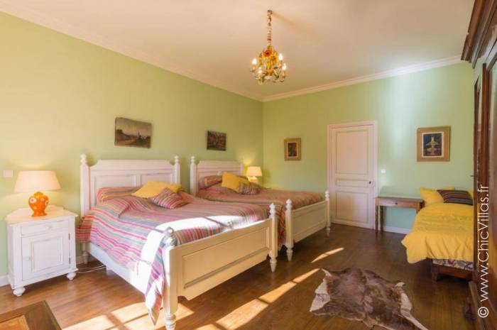 Chateau Heart of Dordogne - Luxury villa rental - Dordogne and South West France - ChicVillas - 26