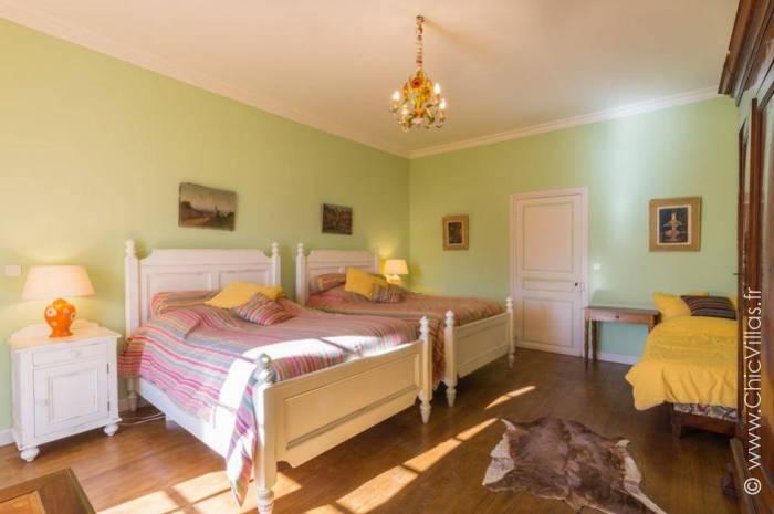 Chateau Heart of Dordogne - Location villa de luxe - Dordogne / Garonne / Gers - ChicVillas - 26