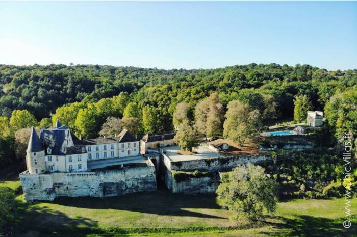 Chateau Heart of Dordogne - Luxury villa rental - Dordogne and South West France - ChicVillas - 28