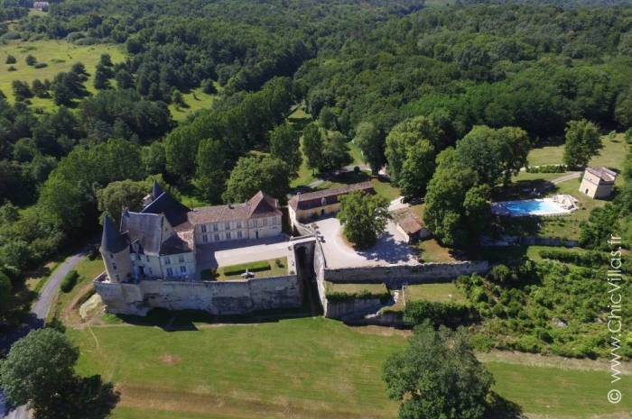 Chateau Heart of Dordogne - Luxury villa rental - Dordogne and South West France - ChicVillas - 3
