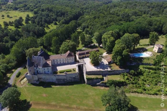 Chateau Heart of Dordogne - Location villa de luxe - Dordogne / Garonne / Gers - ChicVillas - 3