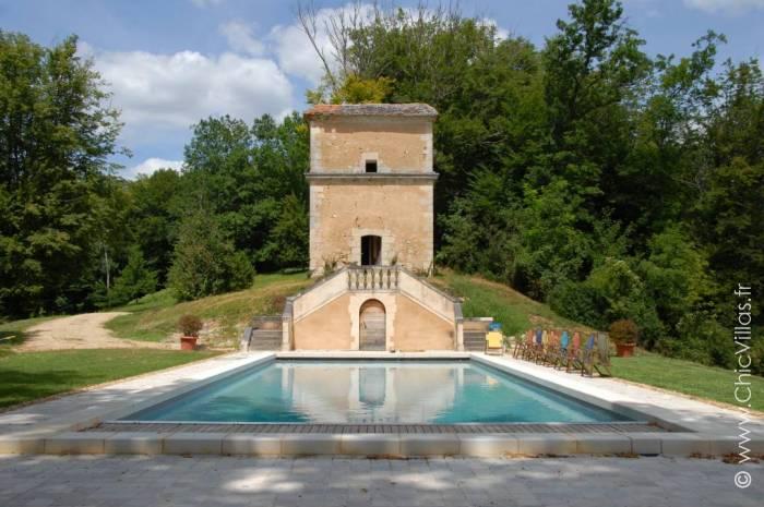 Chateau Heart of Dordogne - Location villa de luxe - Dordogne / Garonne / Gers - ChicVillas - 4