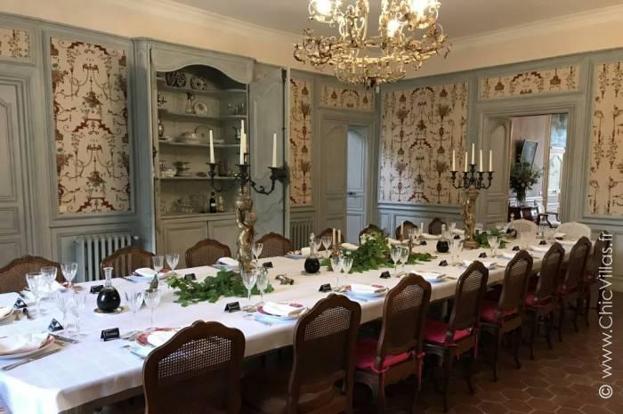Chateau Heart of Dordogne - Location villa de luxe - Dordogne / Garonne / Gers - ChicVillas - 7