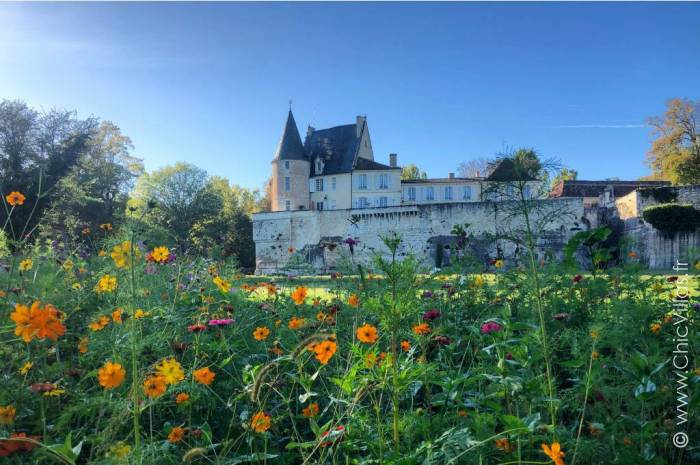 Chateau Heart of Dordogne - Luxury villa rental - Dordogne and South West France - ChicVillas - 8