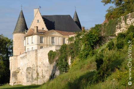 Castle for rent in Perigord, Heart of Dordogne
