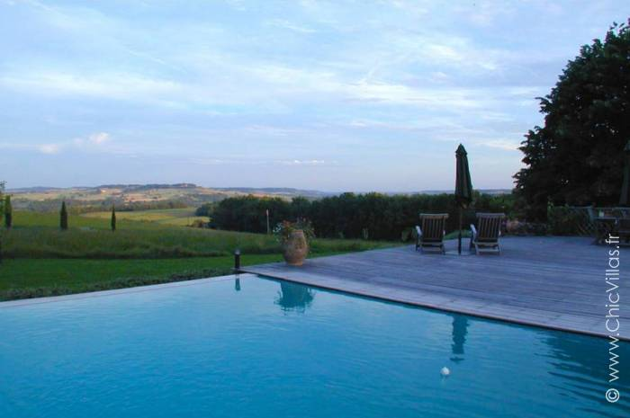 Chateau Heart of Gascony - Location villa de luxe - Dordogne / Garonne / Gers - ChicVillas - 12