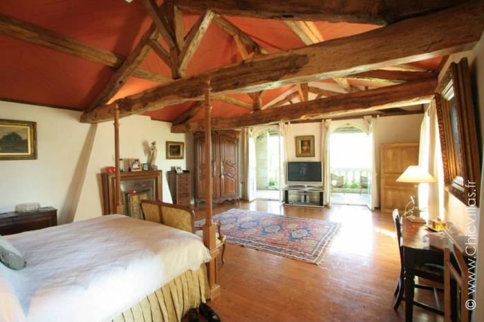 Chateau Heart of Gascony - Luxury villa rental - Dordogne and South West France - ChicVillas - 13