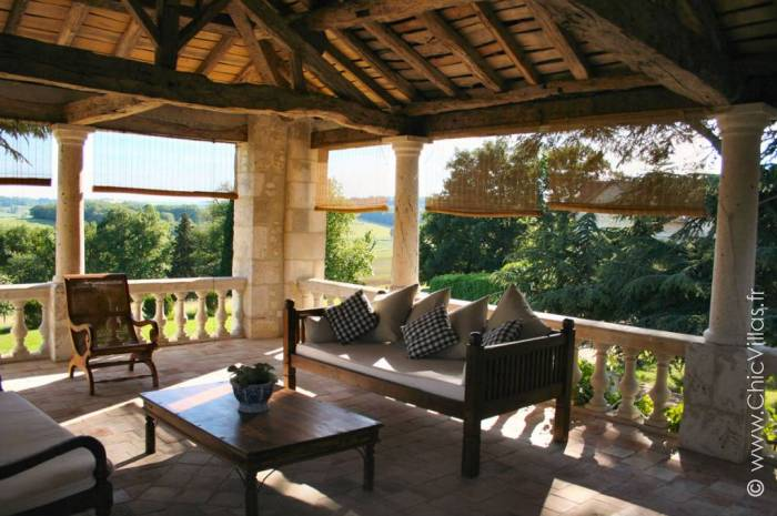 Chateau Heart of Gascony - Location villa de luxe - Dordogne / Garonne / Gers - ChicVillas - 15