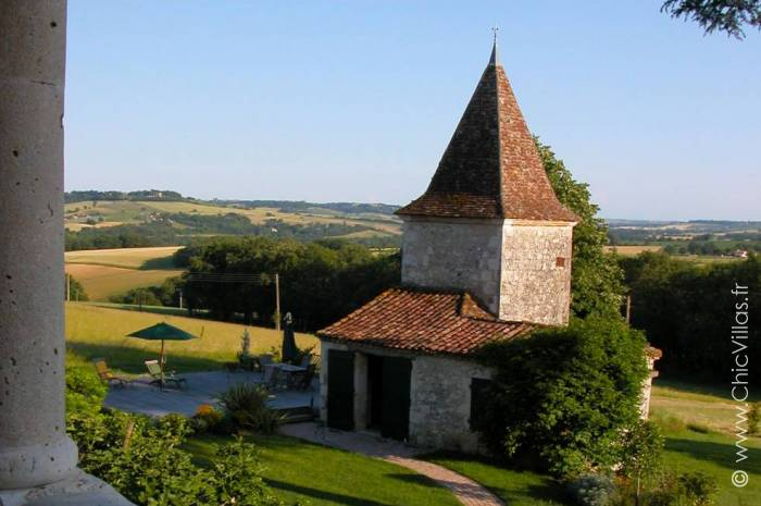Chateau Heart of Gascony - Location villa de luxe - Dordogne / Garonne / Gers - ChicVillas - 16