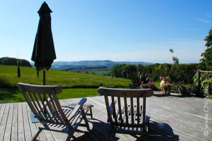 Chateau Heart of Gascony - Location villa de luxe - Dordogne / Garonne / Gers - ChicVillas - 3