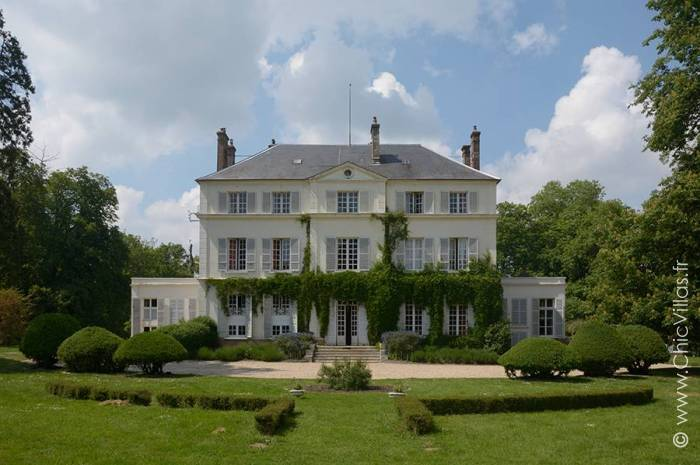 Chateau Paris Normandie - Location villa de luxe - Bretagne / Normandie - ChicVillas - 15