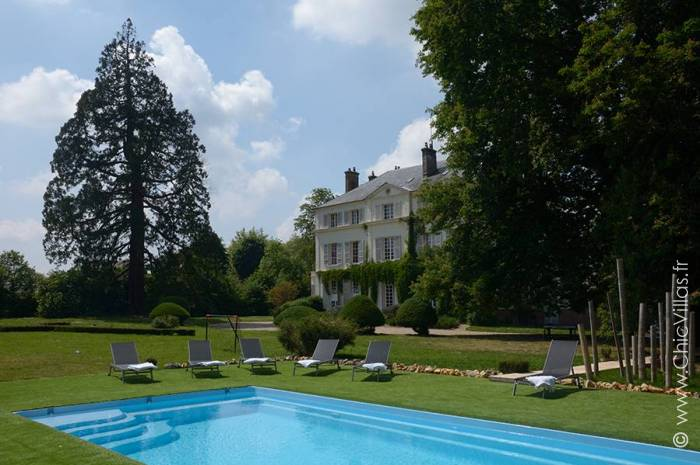 Chateau Paris Normandie - Luxury villa rental - Brittany and Normandy - ChicVillas - 16