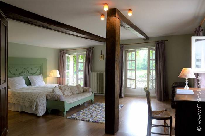 Chateau Paris Normandie - Luxury villa rental - Brittany and Normandy - ChicVillas - 17
