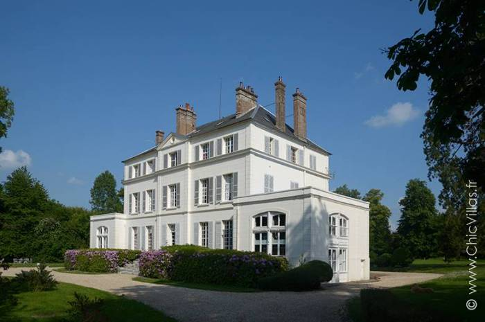 Chateau Paris Normandie - Location villa de luxe - Bretagne / Normandie - ChicVillas - 3