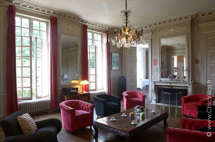 Chateau Paris Normandie - Luxury villa rental - Brittany and Normandy - ChicVillas - 4
