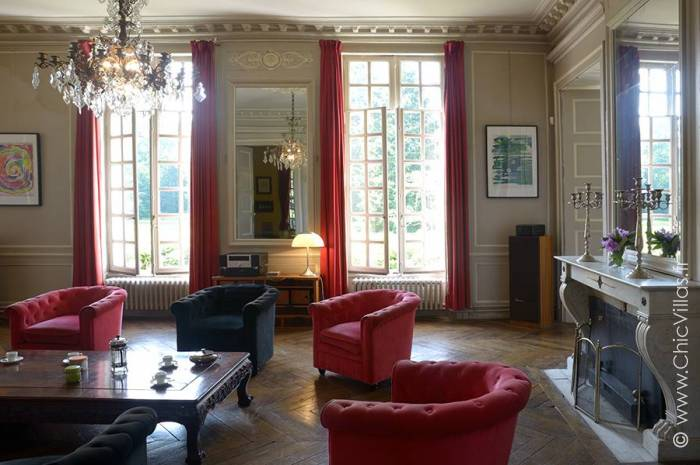 Chateau Paris Normandie - Luxury villa rental - Brittany and Normandy - ChicVillas - 5
