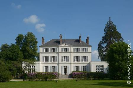Rent a chateau near Paris, Château Paris Normandie
