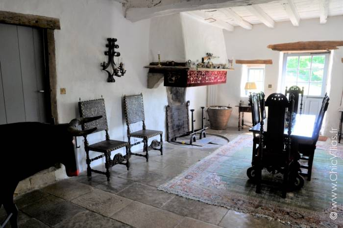 Collines Basques - Luxury villa rental - Aquitaine and Basque Country - ChicVillas - 11