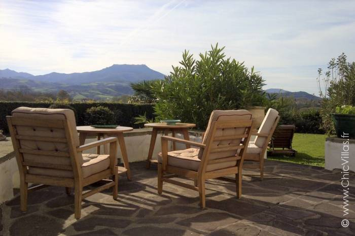 Collines Basques - Luxury villa rental - Aquitaine and Basque Country - ChicVillas - 12